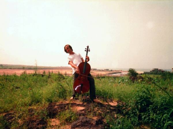 Avec la Compagnie Germaine Acogny [septembre/décembre 2003]